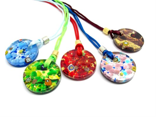 Economic Products - Murano Glass big round Pendants - PEMG10002