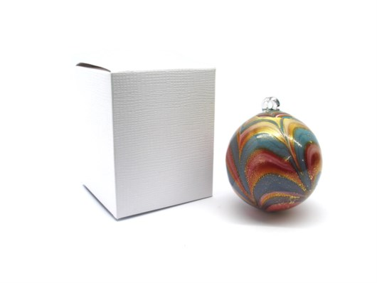 Box - Pakaging  - Box - Christmas ball 120x100x100
