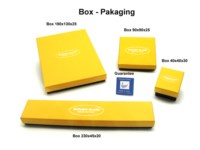 Box - Pakaging  - Box - Guarantee